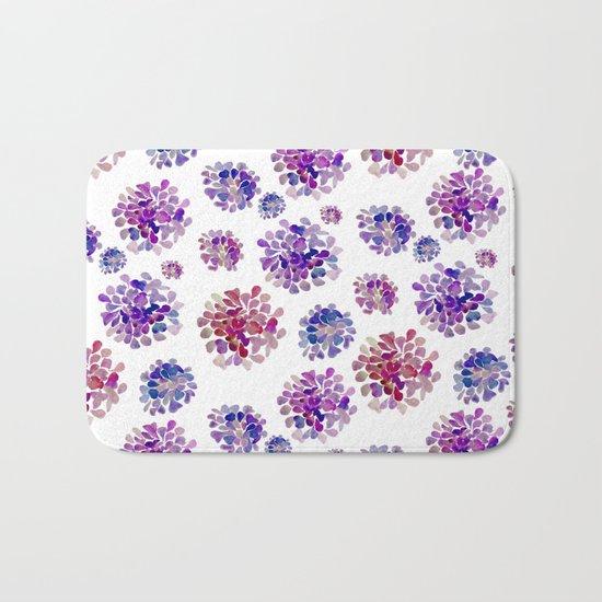 petals Bath Mat