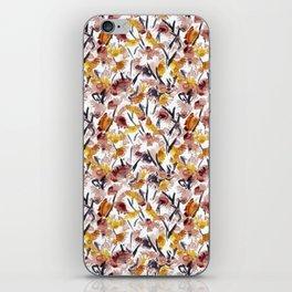 Watercolor Floral 2 iPhone Skin