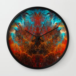 Cosmic Mind Wall Clock