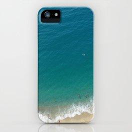 Italian Beach 1 iPhone Case