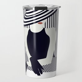 Riviera glamour Travel Mug
