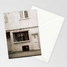 Montreal Bar with Holga Stationery Cards