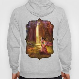 A Knock At The Door Hoody