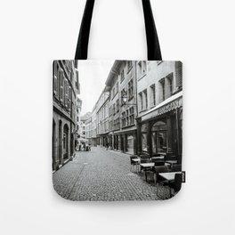 Old Town Geneva Tote Bag