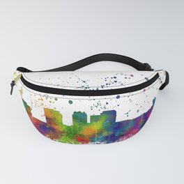 Birmingham, Alabama Skyline Fanny Pack