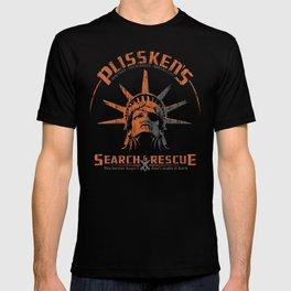 Snake Plissken's Search & Rescue Pty. Ltd. T-shirt