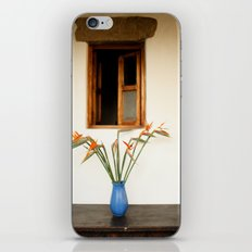 GUATEMALAN BIRD OF PARADISE iPhone & iPod Skin