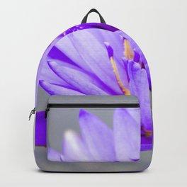 Blue Lotus In Bloom Backpack