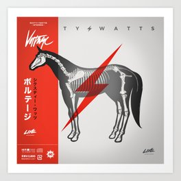 Voltage - Variant Art Print
