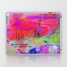 Mixed Media Abstract 2 Laptop & iPad Skin