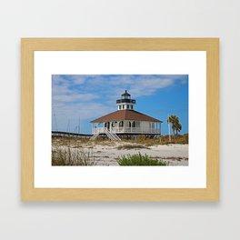 Blissfield Boca Framed Art Print