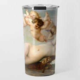 "Alexandre Cabanel ""The Birth of Venus"" (1875) Travel Mug"
