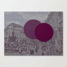 London Square Canvas Print