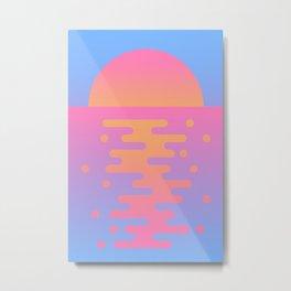 Paradise III Metal Print