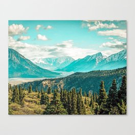 Scenic #photography #nature Canvas Print
