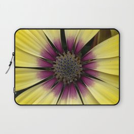 Yellow Calendula Laptop Sleeve