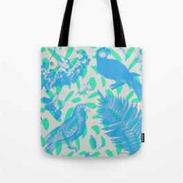 GUACAMAYA AZUL Tote Bag
