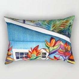 Hanalei Cottage Rectangular Pillow