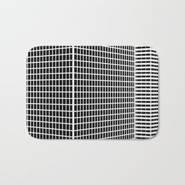 TWO BUILDINGS Bath Mat