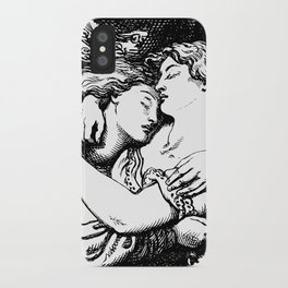 Hypnos & Thanatos iPhone Case