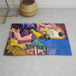 Undercover Man - Digital Remastered Edition Rug