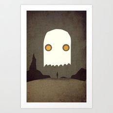 All Hallows' Eve Art Print