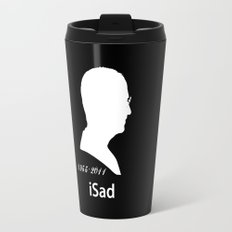 iSad 1955-2011 (White) Travel Mug