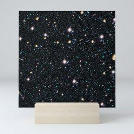 Nebula texture #19: Gazer Mini Art Print