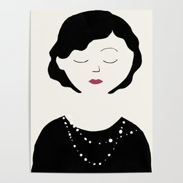 Coco in the sky with diamonds Poster