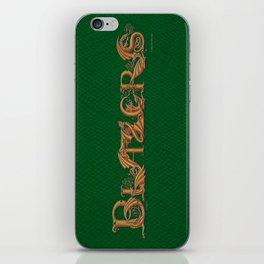 Blazers iPhone Skin