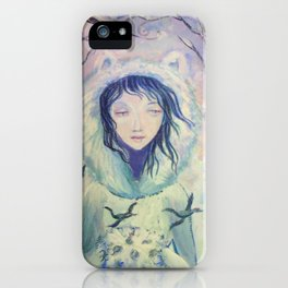 Winter For A Year iPhone Case