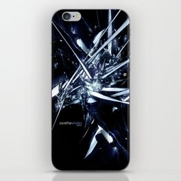Save the Whales iPhone Skin