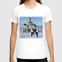 Cat Attack T-shirt