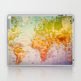 Colorful World Laptop & iPad Skin
