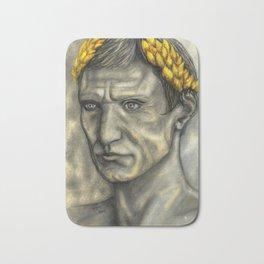 Golden Gaius Bath Mat