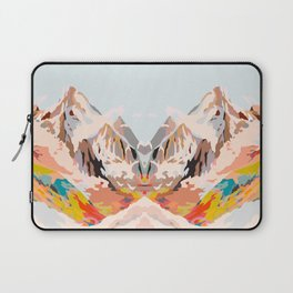 glass mountains Laptop Sleeve