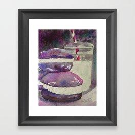 Maine Whoopie Pie's Framed Art Print