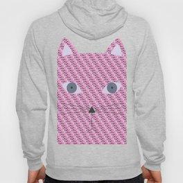 Pattern cat Hoody