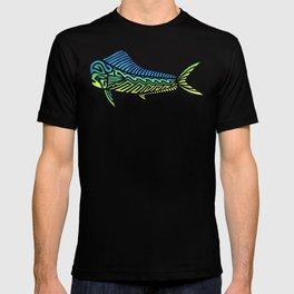 Tribal Mahi Mahi T-shirt