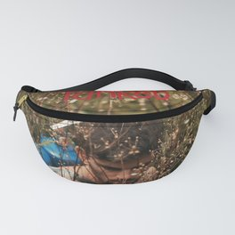 "Tanked™ Official Merch | ""Sneaky Snake"" Fanny Pack Fanny Pack"