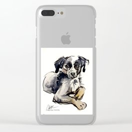 Stray Clear iPhone Case