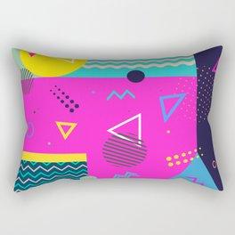 Memphis No1 Rectangular Pillow