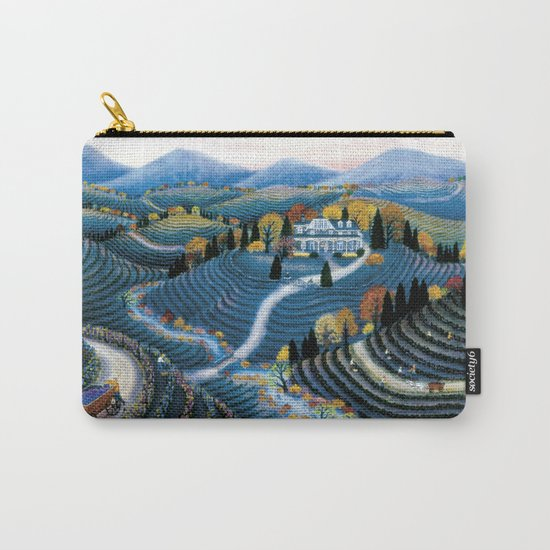 Hudson Valley by Kathy Jakobsen Carry-All Pouch