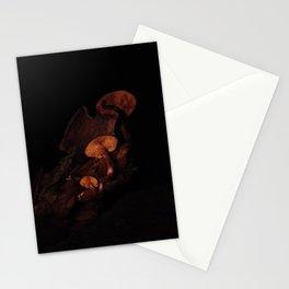 Mushroom Glow Stationery Cards