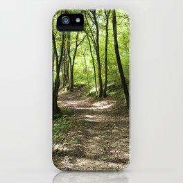 Walkpath iPhone Case