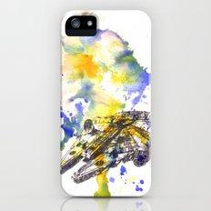 Star Wars Millenium Falcon  Slim Case iPhone (5, 5s)