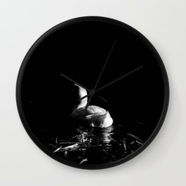 LEAVE ME BE Wall Clock