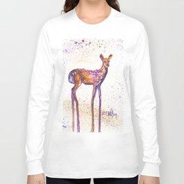 Rising Fawn Long Sleeve T-shirt