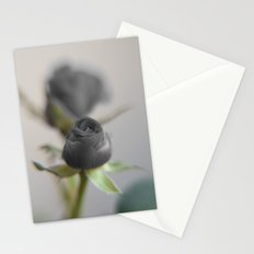 A Black Rose for your Sweetheart Stationery Cards