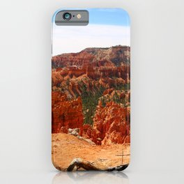 Sunset Point At  Bryce Canyon iPhone Case